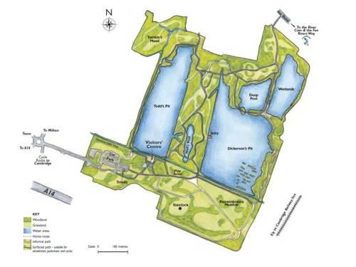 MCP map